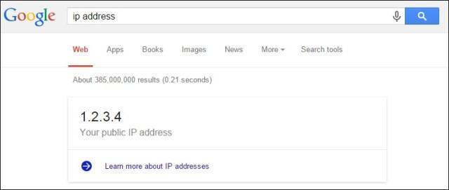 Знай свой IP-адрес