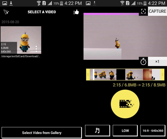 Slow motion Video Apps (3)