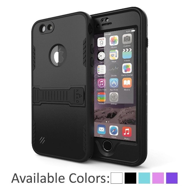 HiTechCase iPhone 6s Plus Waterproof Case