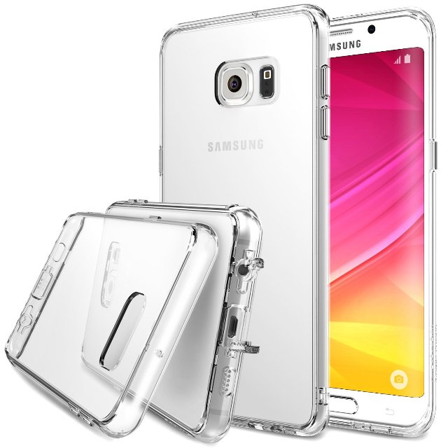 Ringke Fusion Crystal View Galaxy S6 Edge Plus Case