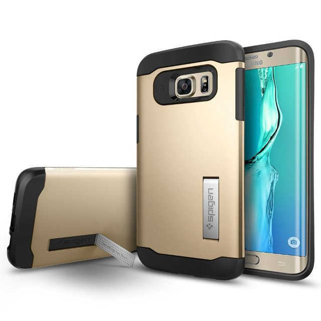 Spigen Air Cushion Galaxy S6 Edge Plus Case