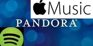 Apple Music Vs Spotify Premium Vs Pandora One