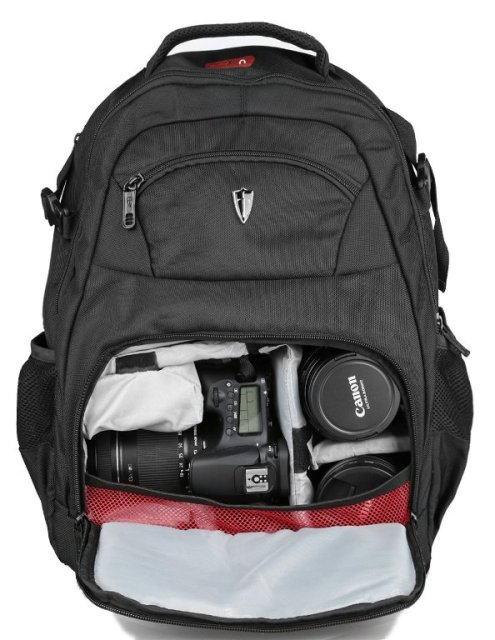 Victoriatourist V6022 Backpack for SLR Cameras & Laptops