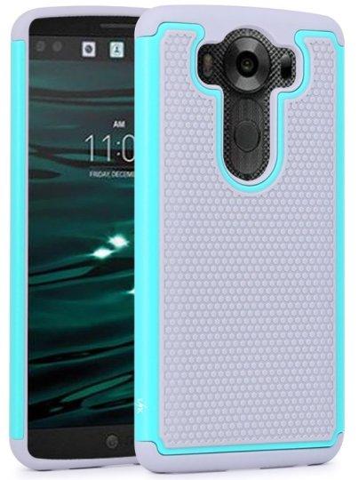 LK Dual Layer LG V10 Case