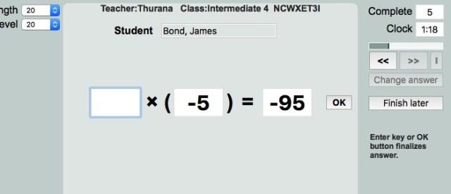 Online Quiz -bb- 03d - ThatQuiz taking test