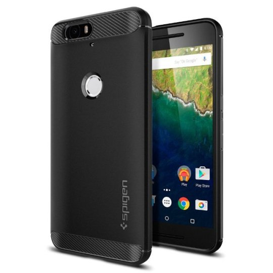 Spigen Rugged Armor Nexus 6P Case