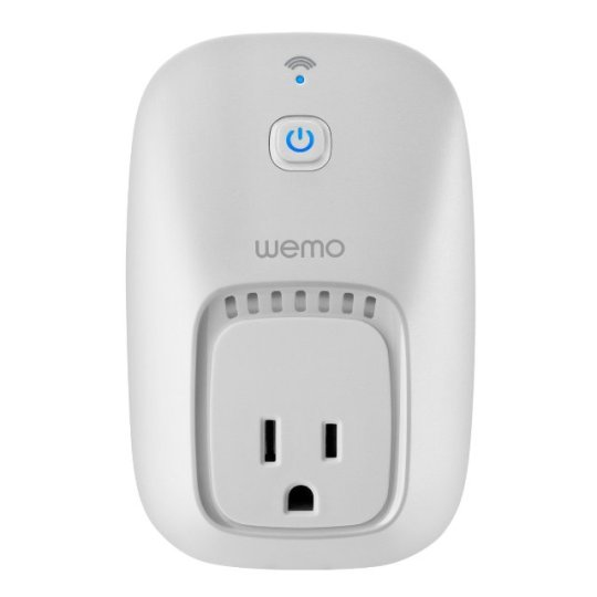 WeMo Wi-Fi Enabled Switch