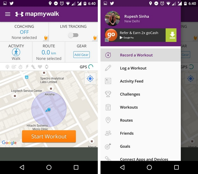 Top My Tracks Alternative Apps Beebom - Track my route on google maps