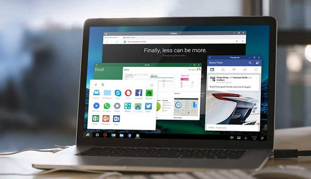 Remix OS Android PC