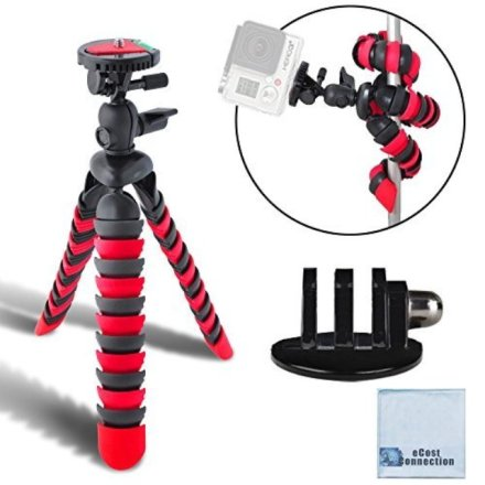 eCost Flexible Tripod for GoPro