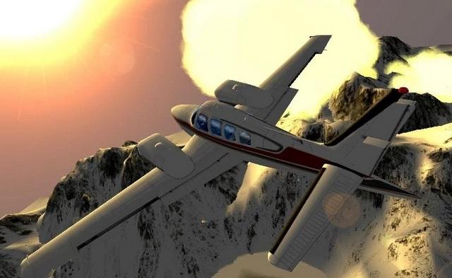 Flight VR Demo