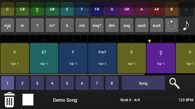 Garageband Alternatives -bb- Easy Band Lite 1