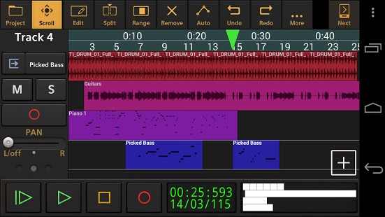 Garageband Alternatives -bb- audio evloution 1