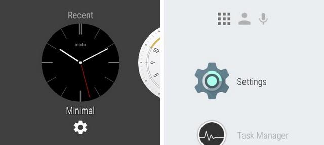 Moto 360 UI 1