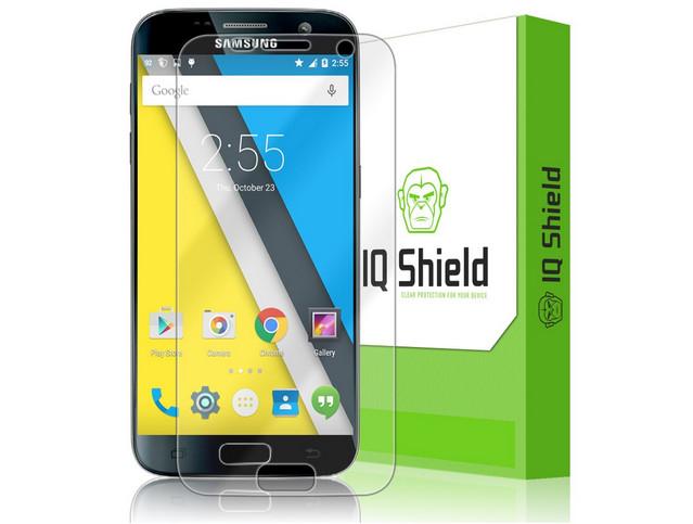 iq shield clear screen