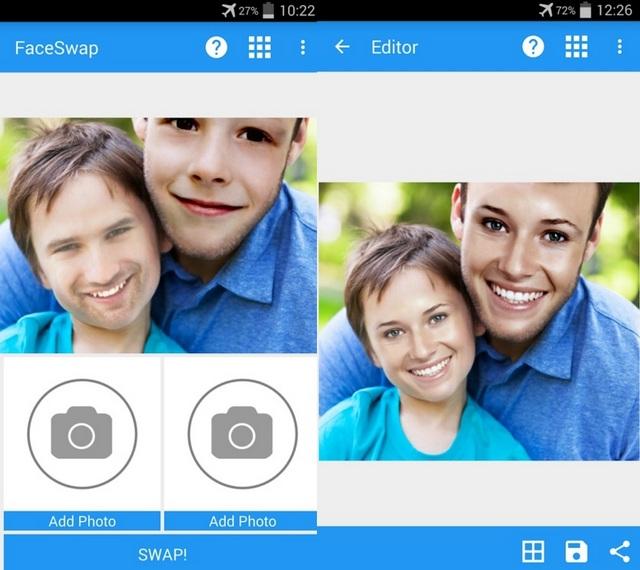 face swap video app iphone free