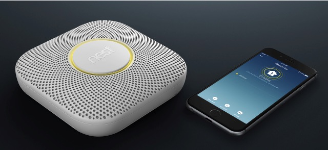 Smart Home -bb- Nest Protect