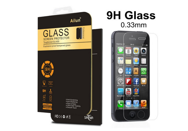ailun tempered glass