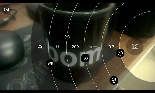 manual controls