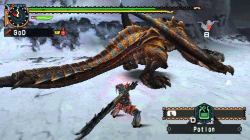 monster hunter freedom