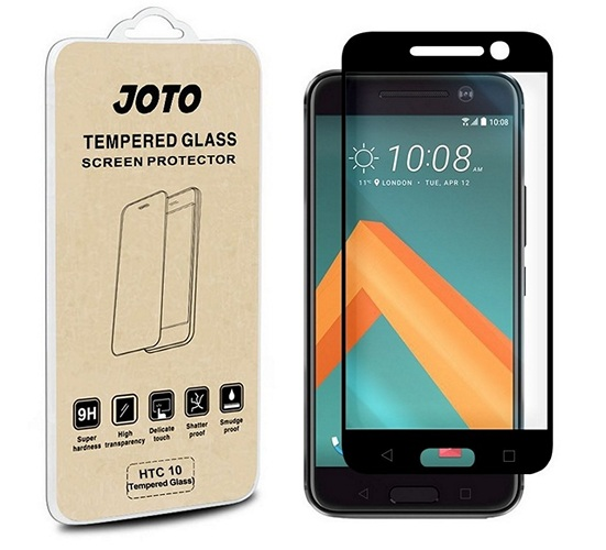 HTC 10 JOTO Full Screen Tempered Screen Protector
