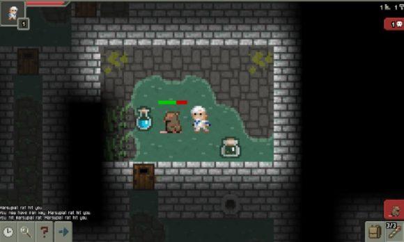 Pixel-dungeon