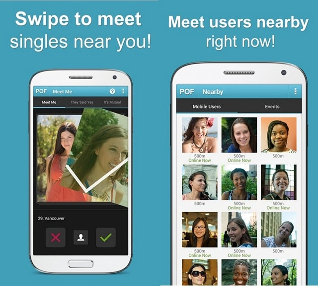 most popular dating app android