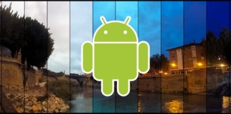 how to record time lapse video on android