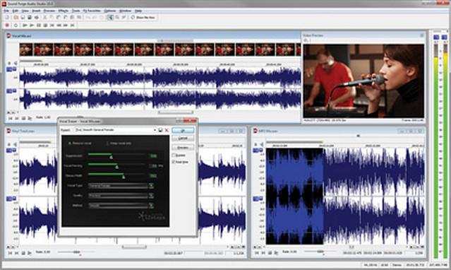 Звуковая кузница, аудиостудия