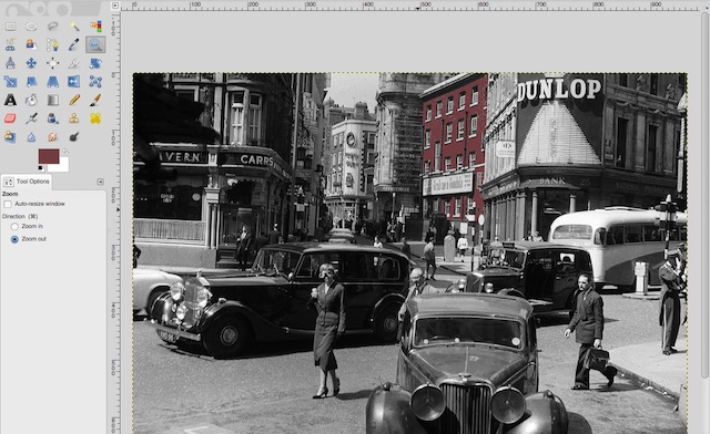 How to Color Black and White Photos Easily | Beebom