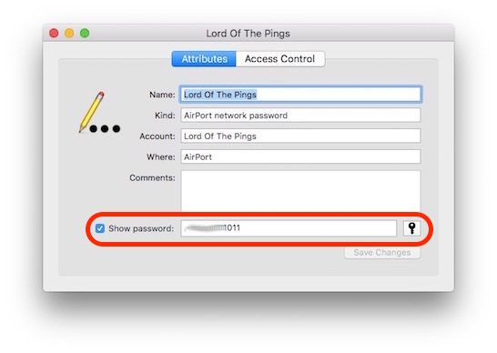 view passwords on iphone how to view saved iphone wifi passwords on mac beebom 9267