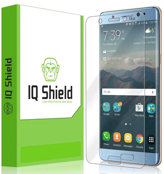 IQSHield Note 7 Screen Protector