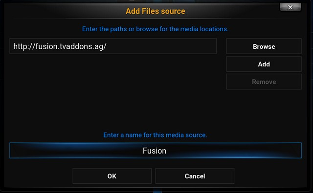 Kodi Source Link