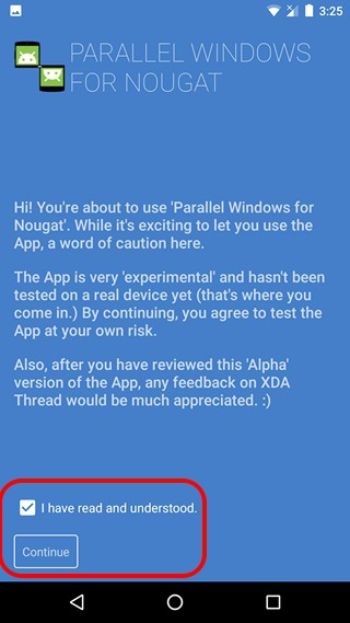 parallel-windows-app-for-nougat-continue