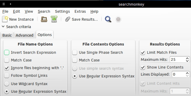 linux-find-files-searchmonkey-options