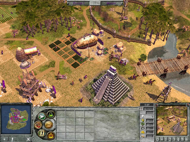 empire earth 2 how to change era