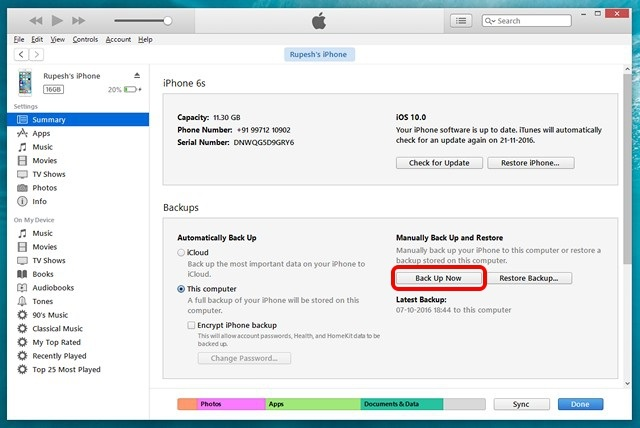 iphone-itunes-backup