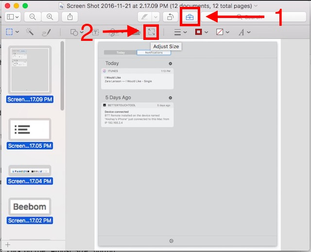 markup-then-adjust-size