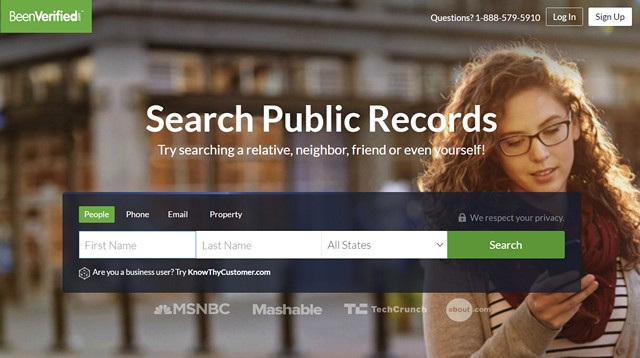 Online dating profile search engine