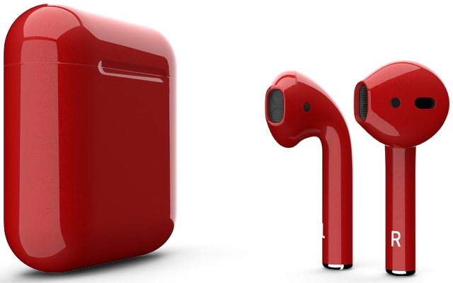 iphone 7 red. on the colorware website, you get options to color airpods in different colors, along with coloring airpods\u0027 charging case (which will cost $40 iphone 7 red