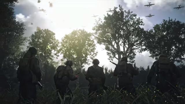 Call of Duty kehrt im neuen Game Reveal-Trailer in den Zweiten Weltkrieg zurück