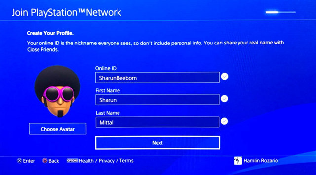 Playstation Network Id Names Related Keywords & Suggestions