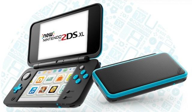 Nintendo 2DS XL