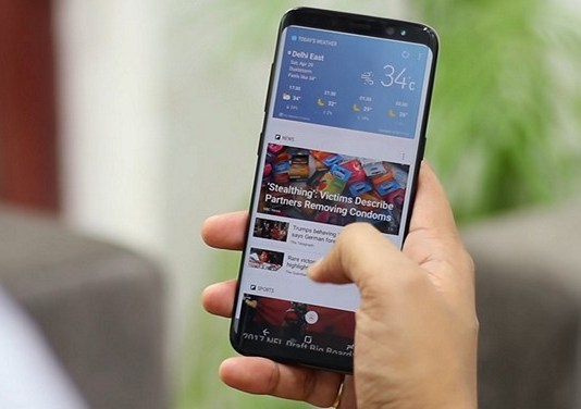 How to Fix Red Tint Issue in Galaxy S8