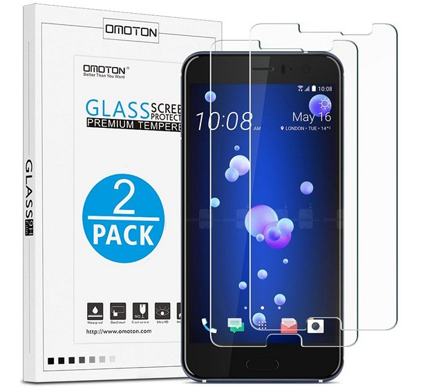 Omotion HTC U11 Tempered Glass
