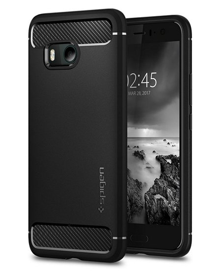Spigen Rugged Armor HTC U11 Case