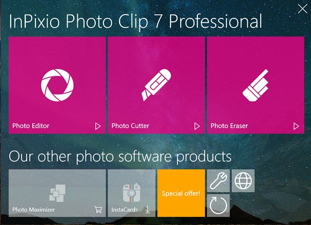 InPixio Photo Clip 7 Review 1