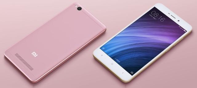 Xiaomi Redmi 4a ii