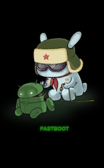 Fastboot logo