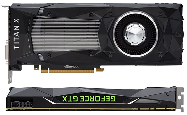 Nvidia Titan XP Design